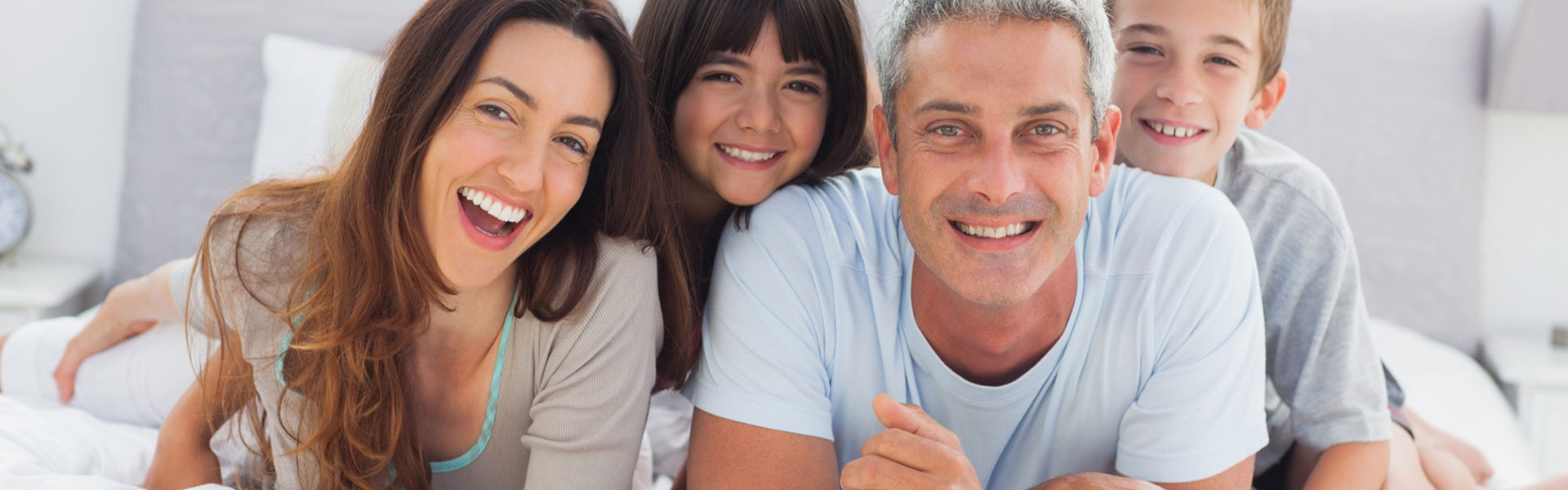 Happy Family - General Dentistry at All Smiles Dental